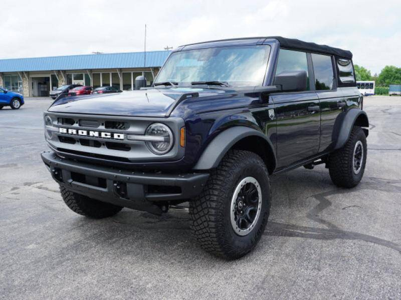 2021 Ford Bronco for sale in New Castle, IN
