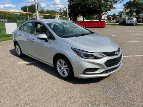 2016 Chevrolet Cruze for sale at Cars With Deals in Lyndhurst NJ