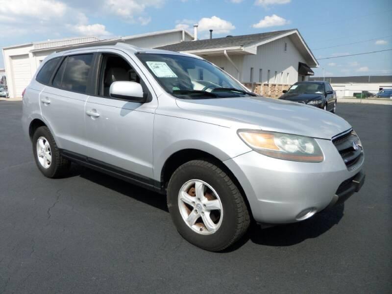 2007 Hyundai Santa Fe for sale at Budget Corner in Fort Wayne IN