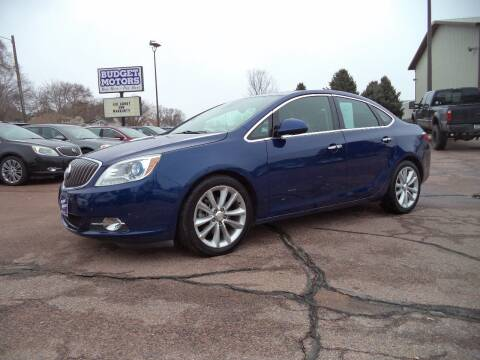 2014 Buick Verano for sale at Budget Motors - Budget Acceptance in Sioux City IA