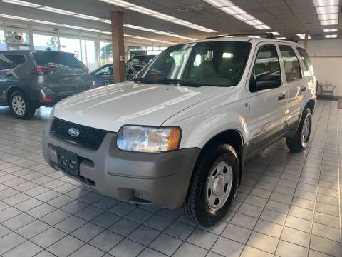 2001 Ford Escape for sale at PRICE TIME AUTO SALES in Sacramento CA