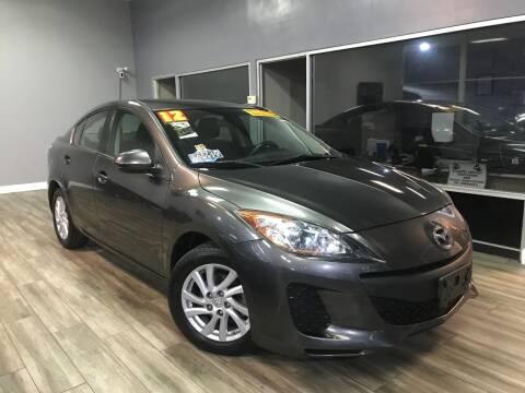 2012 Mazda MAZDA3 for sale at Golden State Auto Inc. in Rancho Cordova CA