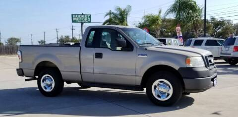 2007 Ford F-150 for sale at Budget Motors in Aransas Pass TX