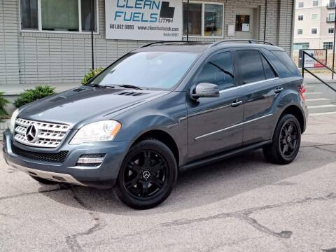 2011 Mercedes-Benz M-Class for sale at Clean Fuels Utah in Orem UT