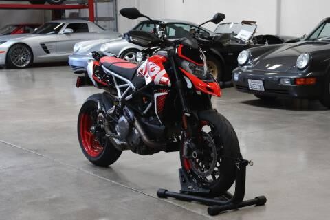 2021 Ducati Hypermotard RVE