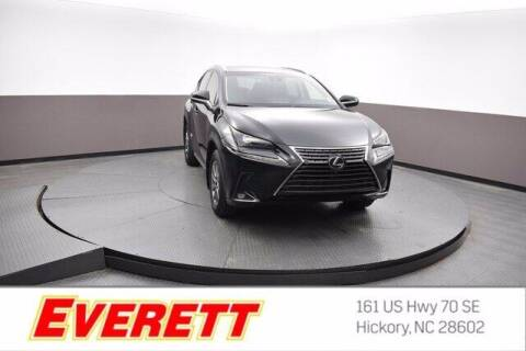 2019 Lexus NX 300 for sale at Everett Chevrolet Buick GMC in Hickory NC