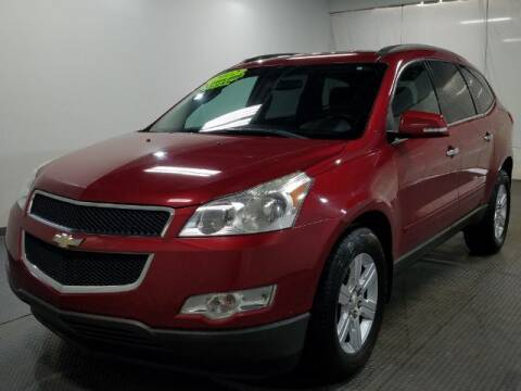 2012 Chevrolet Traverse for sale at NW Automotive Group in Cincinnati OH