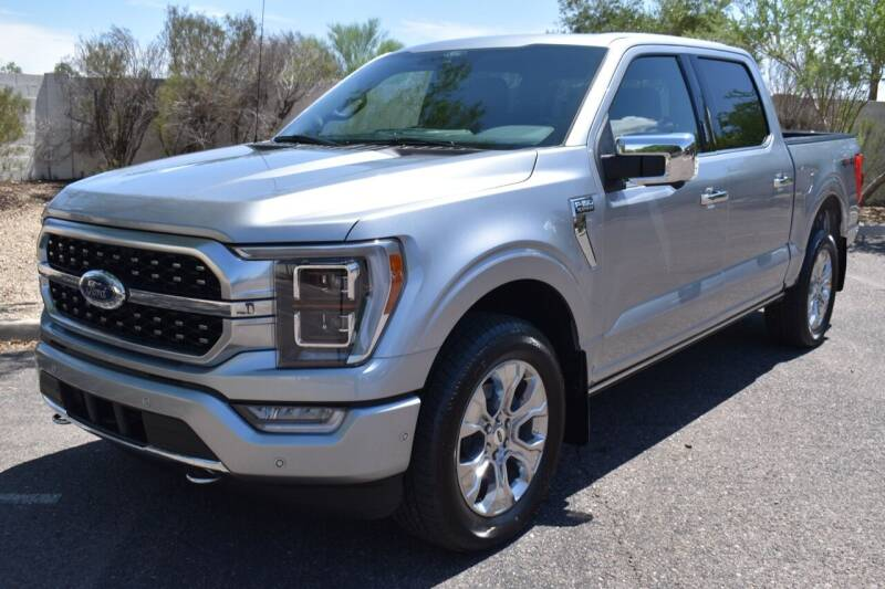 2021 Ford F-150 for sale at AMERICAN LEASING & SALES in Tempe AZ