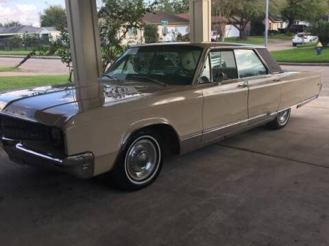 1968 Chrysler New Yorker for sale at Classic Car Deals in Cadillac MI