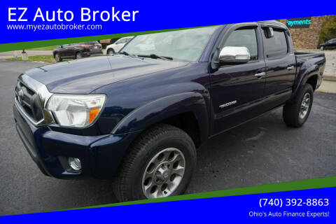 2013 Toyota Tacoma for sale at EZ Auto Broker in Mount Vernon OH