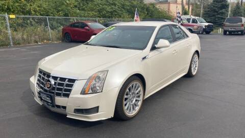 2013 Cadillac CTS for sale at ROUTE 6 AUTOMAX in Markham IL