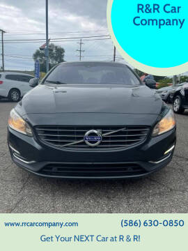 2016 Volvo S60 for sale at R&R Car Company in Mount Clemens MI