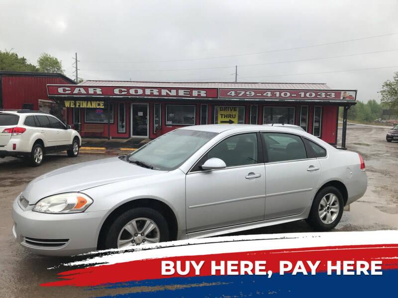 2014 Chevrolet Impala Limited for sale at CAR CORNER in Van Buren AR