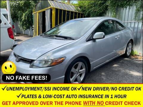 2008 Honda Civic for sale at AUTOFYND in Elmont NY