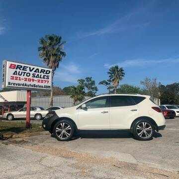 2010 Nissan Murano for sale at Brevard Auto Sales in Palm Bay FL
