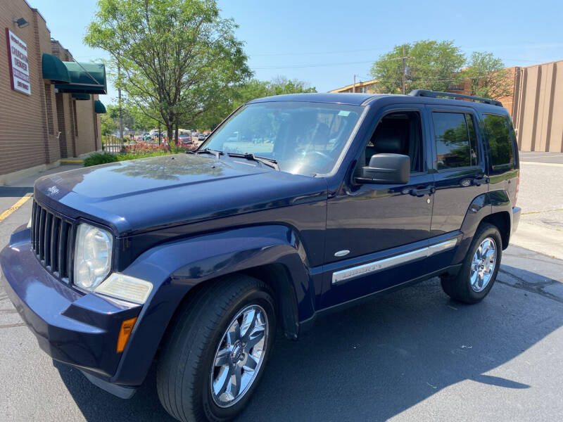 2012 Jeep Liberty for sale at R n B Cars Inc. in Denver CO