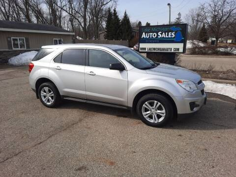 2013 Chevrolet Equinox for sale at Lake Michigan Auto Sales & Detailing in Allendale MI