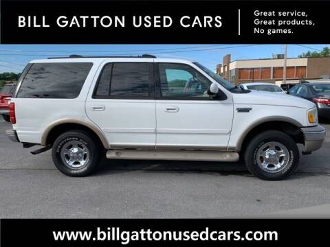 2001 Ford Expedition for sale at Bill Gatton Used Cars in Johnson City TN
