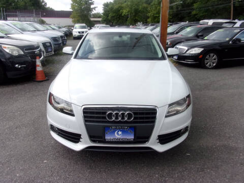 2012 Audi A4 for sale at Balic Autos Inc in Lanham MD