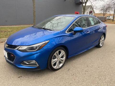 2016 Chevrolet Cruze for sale at Averys Auto Group in Lapeer MI