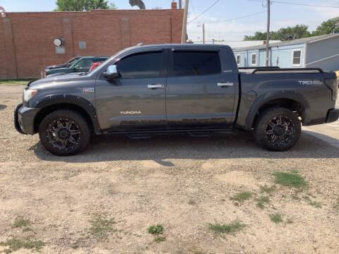 2011 Toyota Tundra for sale at Paris Fisher Auto Sales Inc. in Chadron NE