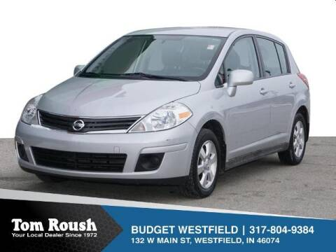 2012 Nissan Versa for sale at Tom Roush Budget Westfield in Westfield IN