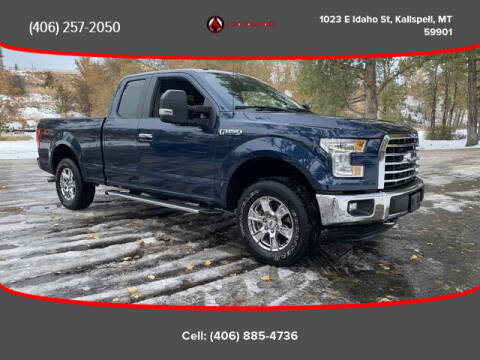 2016 Ford F-150 for sale at Auto Solutions in Kalispell MT