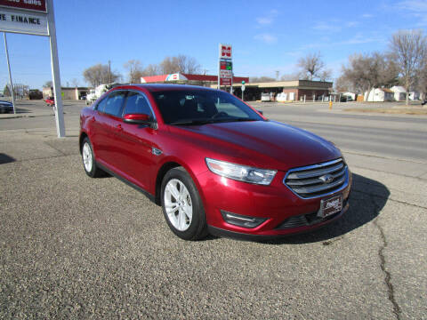 2015 Ford Taurus for sale at Padgett Auto Sales in Aberdeen SD