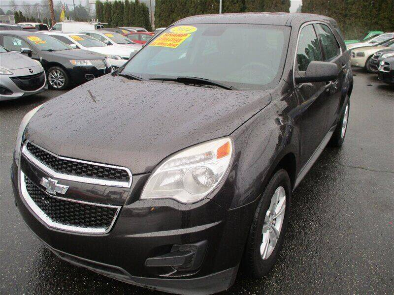 2014 Chevrolet Equinox for sale at GMA Of Everett in Everett WA