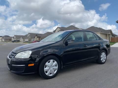 2007 Volkswagen Jetta for sale at Bells Auto Sales in Austin TX