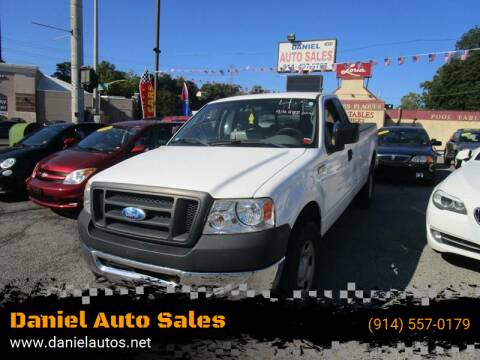 2008 Ford F-150 for sale at Daniel Auto Sales in Yonkers NY