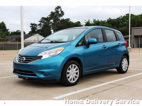 2014 Nissan Versa Note for sale at JEFF HAAS MAZDA in Houston TX