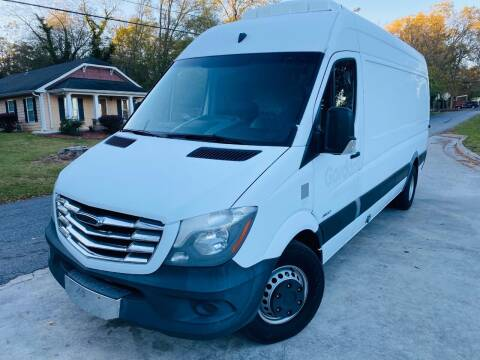 2014 Freightliner Sprinter Cargo for sale at Cobb Luxury Cars in Marietta GA
