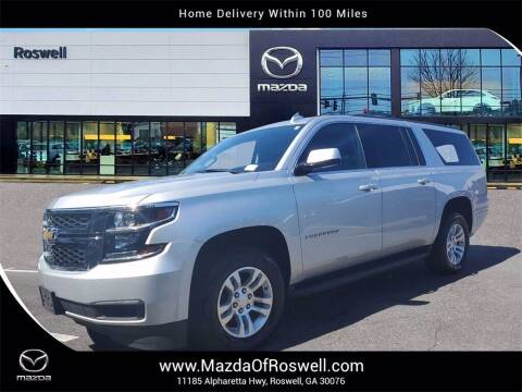 2020 Chevrolet Suburban for sale at Mazda Of Roswell in Roswell GA