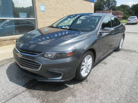 2017 Chevrolet Malibu for sale at 1st Choice Autos in Smyrna GA