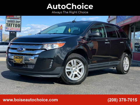 2013 Ford Edge for sale at AutoChoice in Boise ID