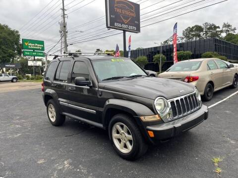 2005 Jeep Liberty for sale at The Strong St. Moses Auto Sales LLC in Tallahassee FL