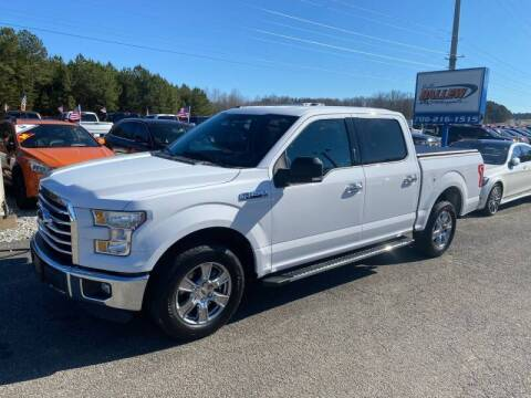 2016 Ford F-150 for sale at Billy Ballew Motorsports in Dawsonville GA