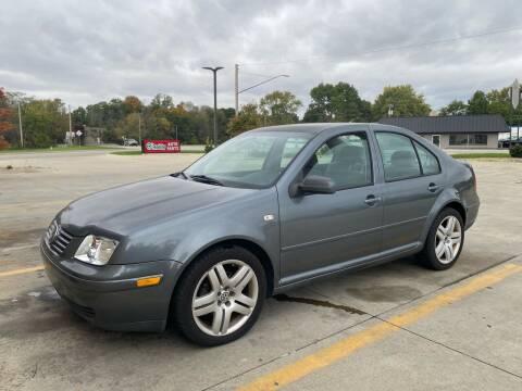 2003 Volkswagen Jetta for sale at CARLUX in Fortville IN