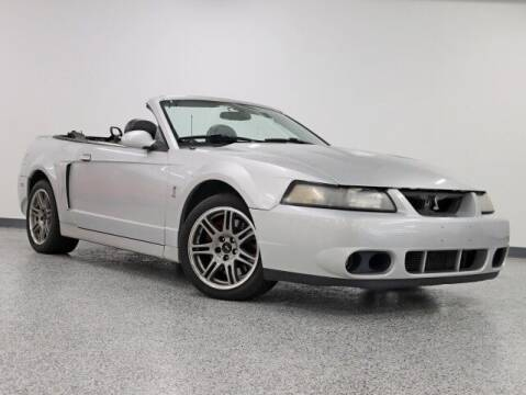 2003 Ford Mustang SVT Cobra for sale at Vanderhall of Hickory Hills in Hickory Hills IL