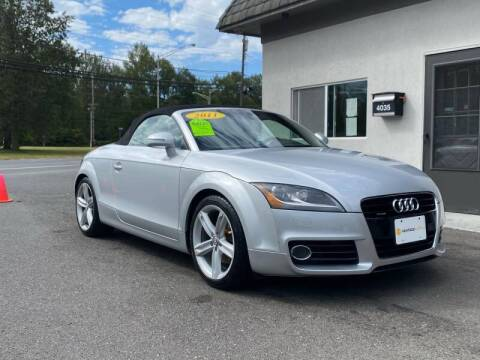 2011 Audi TT for sale at Vantage Auto Group Tinton Falls in Tinton Falls NJ