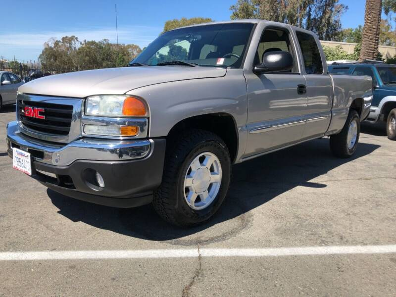 2005 GMC Sierra 1500 for sale at Martinez Truck and Auto Sales in Martinez CA
