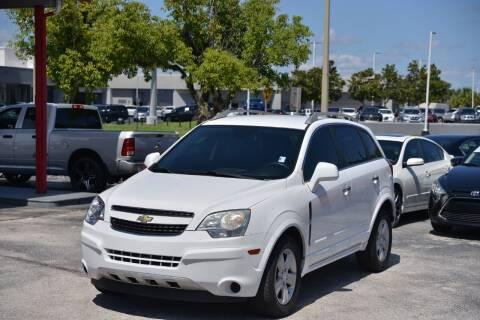 2013 Chevrolet Captiva Sport for sale at Motor Car Concepts II - Kirkman Location in Orlando FL