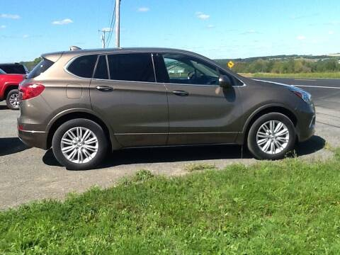 2017 Buick Envision for sale at Garys Sales & SVC in Caribou ME