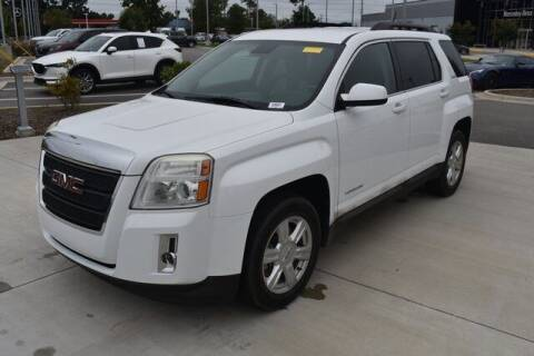 2015 GMC Terrain for sale at PHIL SMITH AUTOMOTIVE GROUP - MERCEDES BENZ OF FAYETTEVILLE in Fayetteville NC