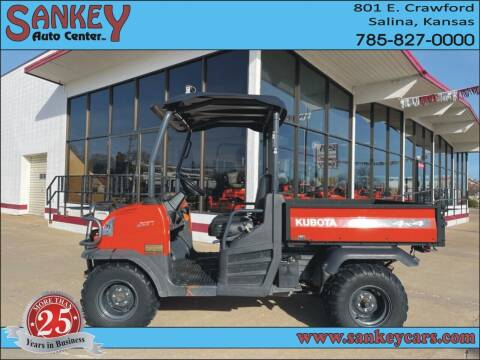 2011 Kubota RTV 900 Diesel 4WD for sale at Sankey Auto Center, Inc in Salina KS