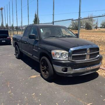2007 Dodge Ram Pickup 1500 for sale at Auto Source in Banning CA