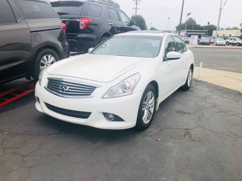 2013 Infiniti G37 Sedan for sale at Auto Max of Ventura in Ventura CA