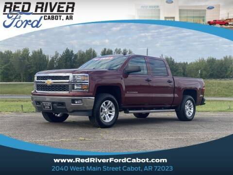2014 Chevrolet Silverado 1500 for sale at RED RIVER DODGE - Red River of Cabot in Cabot, AR