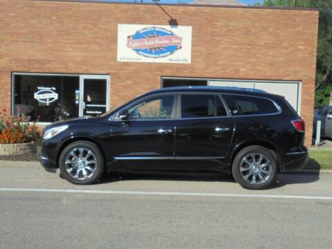 2016 Buick Enclave for sale at Eyler Auto Center Inc. in Rushville IL